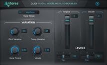 Antares DUO Evo Vocal Doubling Plug-in