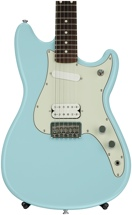 Fender Duo-Sonic HS - Daphne Blue with Rosewood Fingerboard