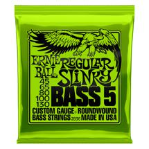 Ernie Ball 2836 Regular Slinky Roundwound 5-String Bass Strings
