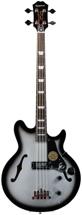 Epiphone Jack Casady Signature Bass - Limited Edition Silverburst