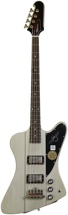 Epiphone Limited Edition Silver Series - Thunderbird-IV, TV Silver