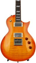 ESP LTD EC-1000FM EverTune, Sweetwater Exclusive, Plek'd, Bone Nut Upgrade - Vintage Honey Burst
