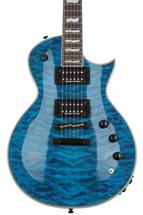 ESP LTD EC-1000QM Piezo - See Thru Blue