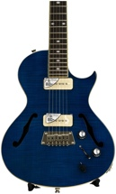 Epiphone Blueshawk Deluxe - Midnight Sapphire