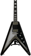Epiphone Brent Hinds Flying V Custom Limited Edition - Silverburst