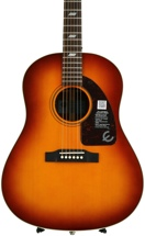 Epiphone Inspired by 1964 Texan - Vintage Cherry Sunburst