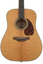 Takamine EF340S Thermal Top Dreadnought Acoustic/Electric - Natural