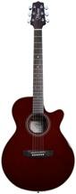 Takamine EG260C - Wine Red