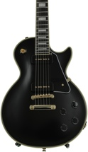 Epiphone Inspired by 1955 Les Paul Custom Outfit - Ebony