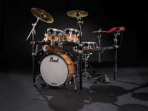 Pearl E-Pro Live Custom - Quilted Maple Fade