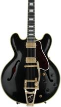 Gibson Memphis ES-355 Bigsby - Vintage Ebony VOS