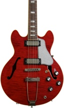 Gibson Memphis ES-390 Figured - Vintage Cherry