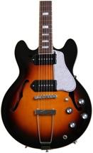 Gibson Memphis ES-390 - with P90s - Vintage Sunburst