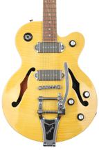 Epiphone Wildkat with Bigsby - Antique Natural