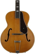Epiphone De Luxe Classic, Masterbilt Century Collection - Vintage Natural