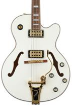 Epiphone Emperor Swingster - White Royale