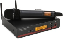 Sennheiser EW 135 G3 Handheld Wireless System - A Band