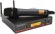 Sennheiser EW 135 G3 Handheld Wireless System - A-1 Band