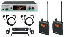 Sennheiser EW 300-2 IEM G3 - G Band, 566-608 MHz