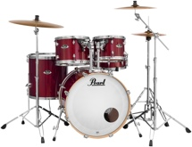 Pearl Export EXL 5-piece Shell Pack with Snare Drum - Natural Cherry