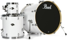 Pearl Export EXX 3-piece Add-on Kit with Hardware - Pure White