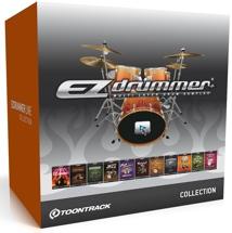 Toontrack EZdrummer Line Collection