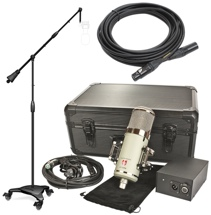 Lauten Audio Eden Tube Microphone Pack