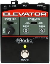Radial Tonebone Elevator Dual Mode Class-A Buffer Pedal