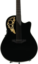 Ovation Elite Model 1778 TX-5GSM - Black