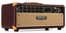Mesa/Boogie Express 5:50 Plus 50-watt Tube Head - Wine with Tan Grille