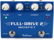 Fulltone Fulldrive2 MOSFET Overdrive / Boost Pedal