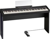 Roland FP-4F with Stand - Black