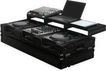 Odyssey FZGSP12CDJWBL Black Label Remixer Glide Style DJ Coffin