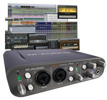 M-Audio Pro Tools MP + Fast Track Pro