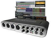 M-Audio Pro Tools MP + Fast Track Ultra