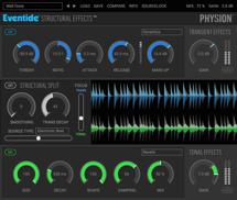 Eventide Fission Plug-in