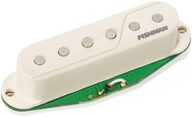Fishman Fluence Single Coil Pickup - White