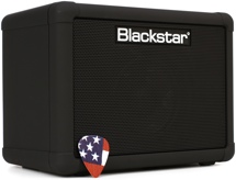 "Blackstar FLY 3 BLUE - 3-watt 1x3"" Guitar Combo Amp with Bluetooth"