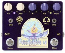 Analog Alien Fuzzbubble-45 Overdrive and Fuzz Pedal