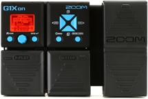 Zoom G1Xon Multi-effects Pedal with Expression Pedal