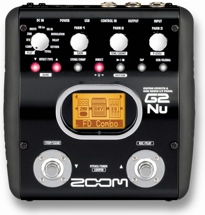 Zoom G2Nu Multi-Effects Pedal with USB
