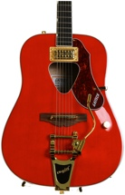 Gretsch G5034TFT Rancher w/Fideli'Tron pickups - Savannah Sunset