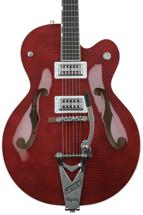 Gretsch Brian Setzer Hot Rod - Roman Red