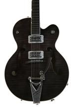 Gretsch Brian Setzer Hot Rod - Tuxedo Black, Two Tone