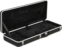Gator Deluxe ABS Molded Case - Double-cutaway Electric Guitar