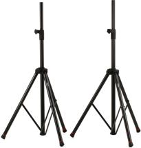 Gator Frameworks GFW-SPK-3000SET Deluxe Aluminum Speaker Stand Pack w/Bag