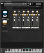 GetGood Drums Matt Halpern Signature Pack 2 (download)