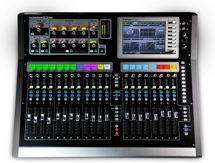 Allen & Heath GLD-80 Chrome Edition Digital Mixer