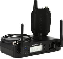 Shure GLX-D Digital Wireless System - WL185 Cardioid Lavalier