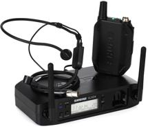 Shure GLX-D Digital Wireless System - PGA31 Headset Mic